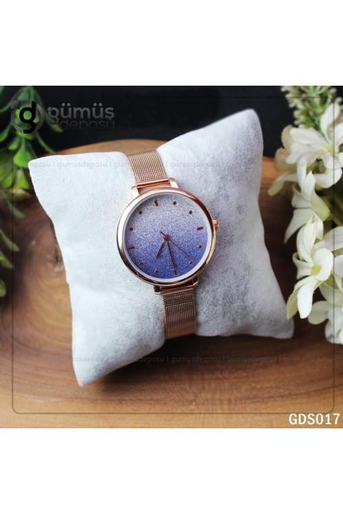 Hasır Kordon Kadın Kol Saati - GDS017