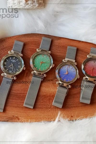 Hasır Kordon Kadın Kol Saati-GDS036